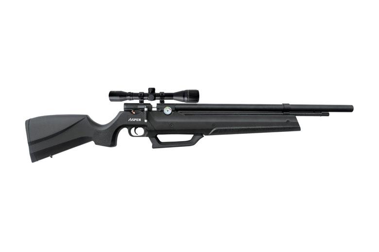The Seneca Aspen Multi-Pump PCP Air Rifle Is Coming Soon