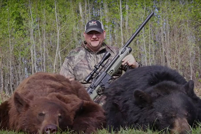 Airgun Bear Hunting With The Umarex Hammer