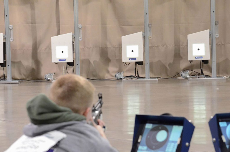 CMP Seeking Venues for 2019 Summer Air Rifle Camp Program