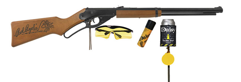 Daisy Announces Limited Time Adult-Sized Red Ryder BB Gun