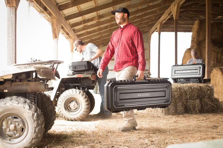 New And Improved Plano All Weather Rifle Cases Now Available