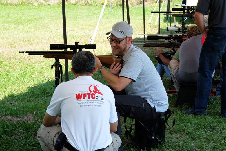 Many New Airgun Products At Day One Of The 2018 Pyramyd Air Cup