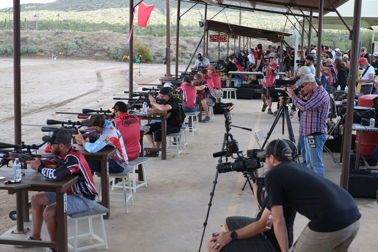 Claudio Flores Wins Extreme Benchrest With Brocock Bantam Sniper HR