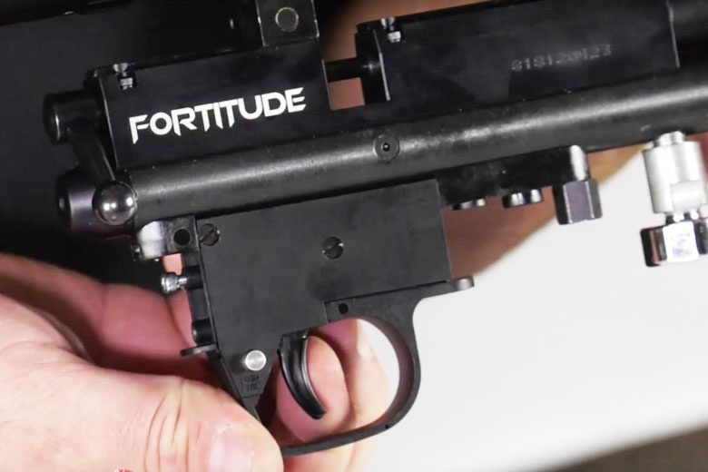 Fortitude Trigger Pull Weight Reduction - Here's How Travis From Airgun Depot Does It