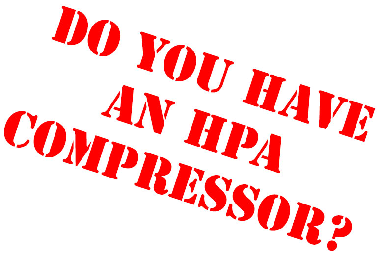 Help needed! Survey To Collect HPA Compressor User Experiences.