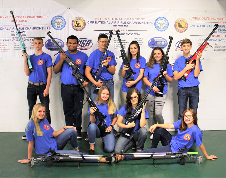 National Air Rifle League Kicks off Its Fourth Season