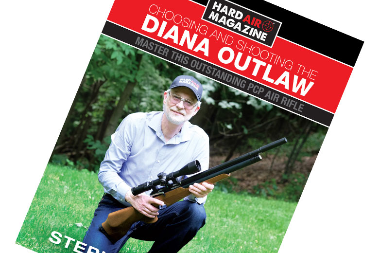New Diana Outlaw Air Rifle Book Is Now Available - Includes Workshop Section