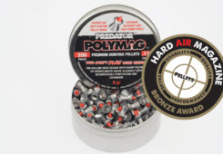 Predator Polymag 8 Grain .177 Caliber Pellet Test Review