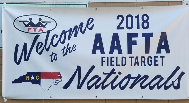 The 2018 AAFTA Nationals in North Carolina