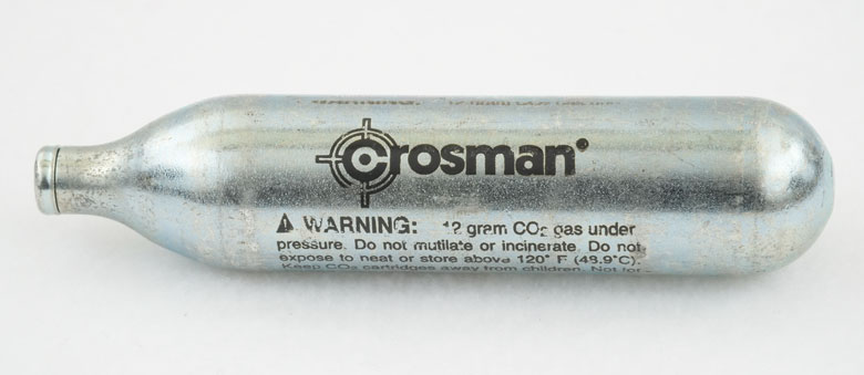 How Much CO2 Is In A 12 Gram CO2 Cartridge? HAM Investigates.