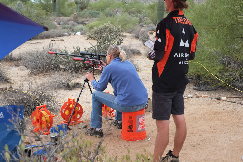 Extreme Benchrest 2018 Day One Report
