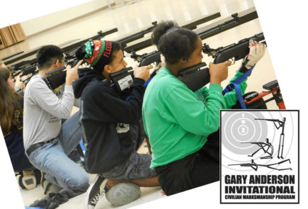 2018 Gary Anderson Invitational Junior Air Rifle Event Registration Now Open