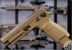 New M17 Pellet Pistol Video From SIG SAUER