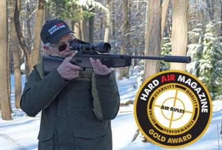 SIG ASP20 Air Rifle .177 Caliber Test Review