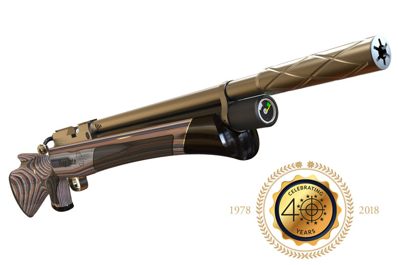 Daystate Genus Limited Edition PCP Air Rifle Unveiled