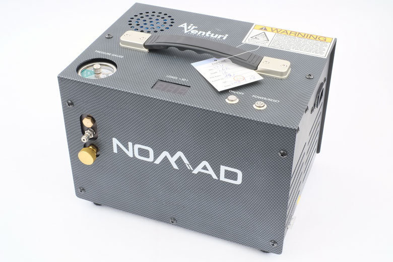 Air Venturi Nomad II Compressor Review By Doug Wall