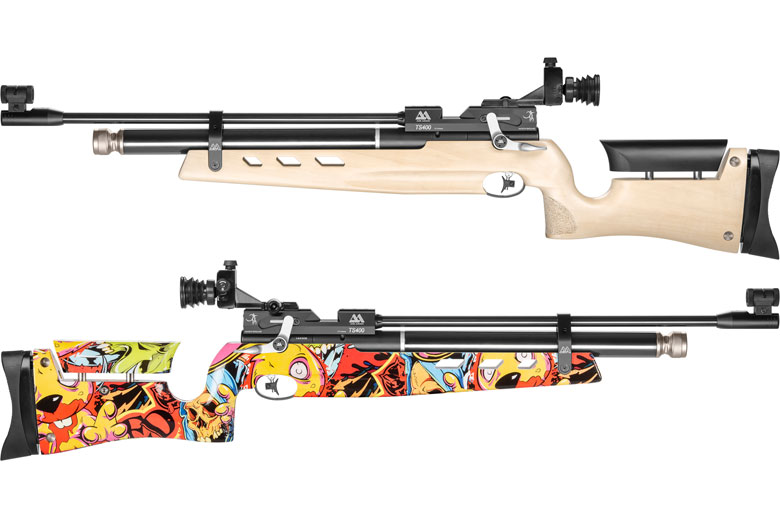 Air Arms TS400 Introduced For Target Sprint Competition
