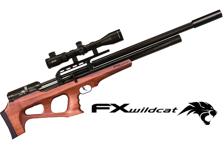 FX Wildcat MkII .30 Cal Version Now Shipping