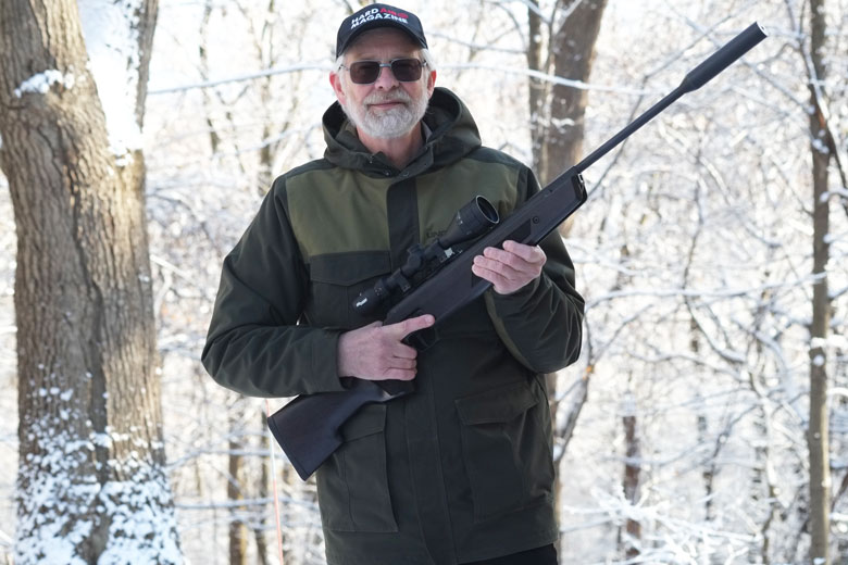 SIG ASP20 Air Rifle .177 Caliber Test Review