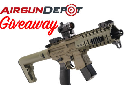 It's An Airgun Depot Christmas Giveaway!