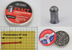 2018 Top Ten Most Popular Airgun Pellet Reviews