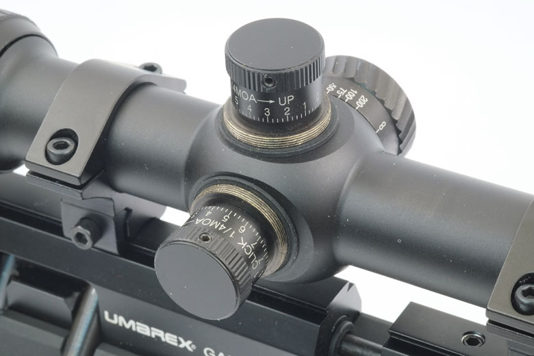 Exclusive - Check Out This Prototype Umarex Gauntlet Scope From Axeon Optics