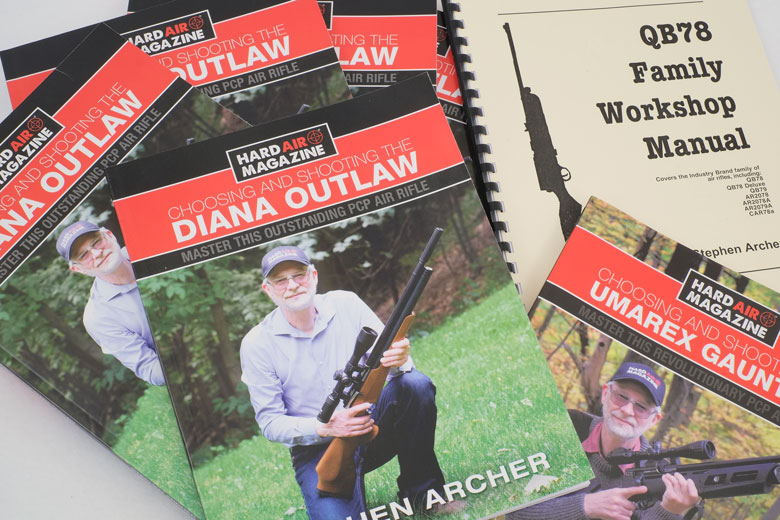 Airgun Books