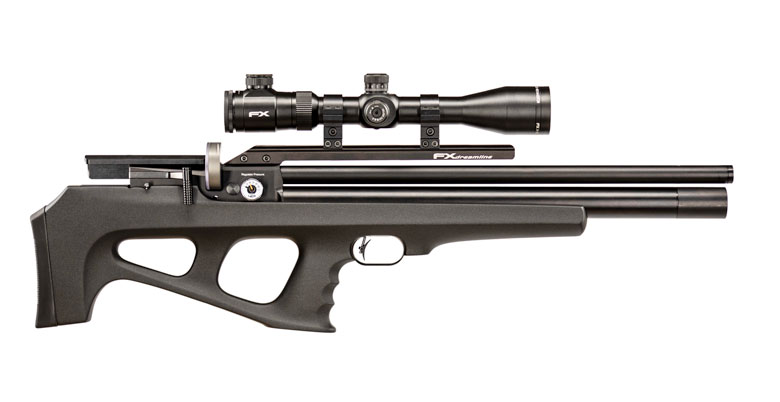 FX Dreamline Air Rifle Now Shipping