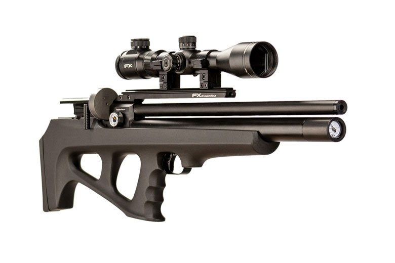 FX Dream-Pup And Dream-Classic Air Rifles Launched