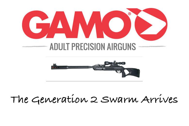 Gamo Swarm Fusion 10X - It's The Generation 2 Swarm