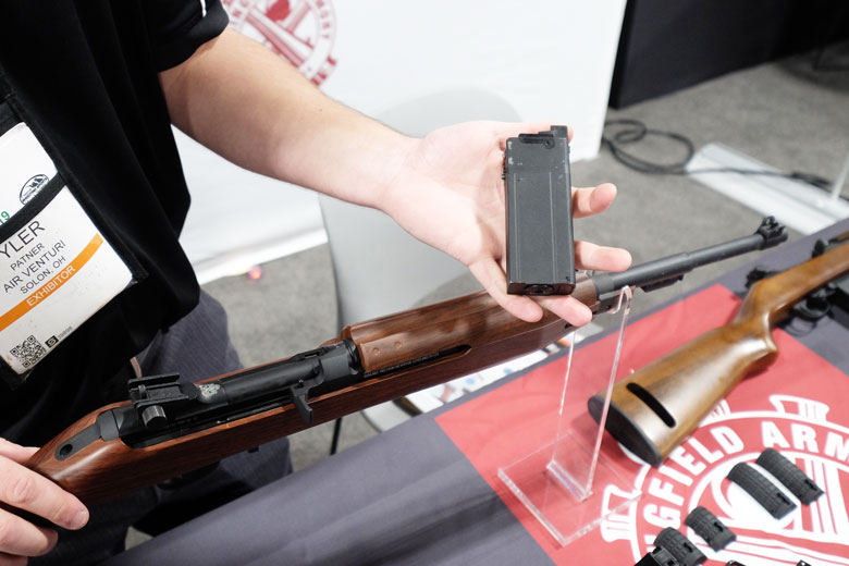 Springfield Armory M1 Carbine BB Rifle And Other Great Stuff At Pyramyd Air