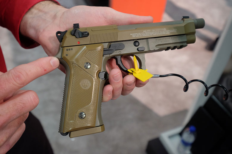 SHOT Show 2019 Day Three - New Umarex Products