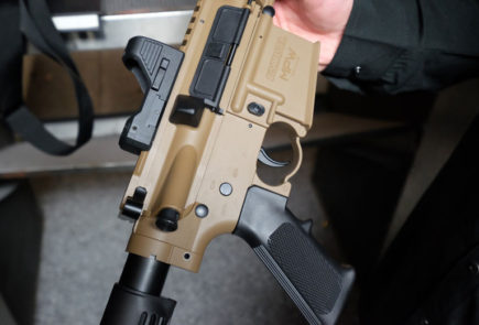 New Bushmaster MPW Full Auto BB Gun And More At Pre-SHOT Show Event
