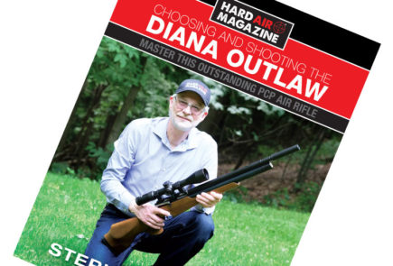 Choosing And Shooting The Diana Outlaw Airgun Book