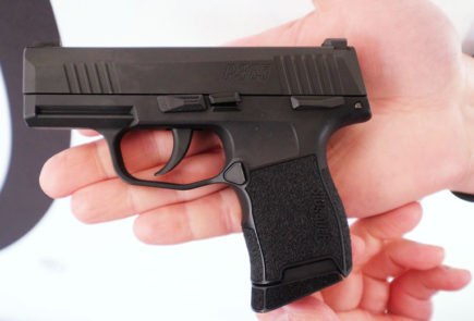 New CO2-Powered SIG P365 ASP Air Pistol Launched