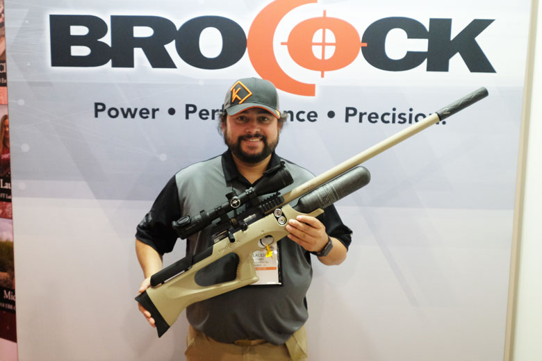 2019 SHOT Show Day Two - New From Daystate, Brocock And Diana
