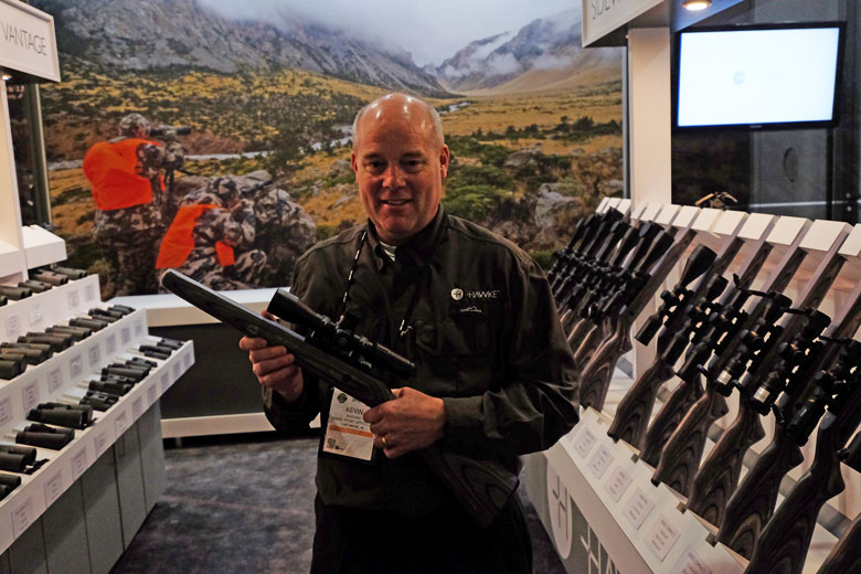 2019 SHOT Show Airgun News - PCPs, Pellets And More...