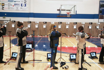 Sign Up Now for 2019 CMP Summer Junior Air Rifle Camp