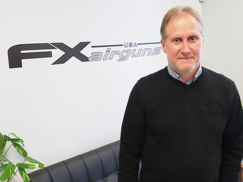 Fredrik Axelsson, The Owner of FX Airguns Talks To HAM. First, The Early Days