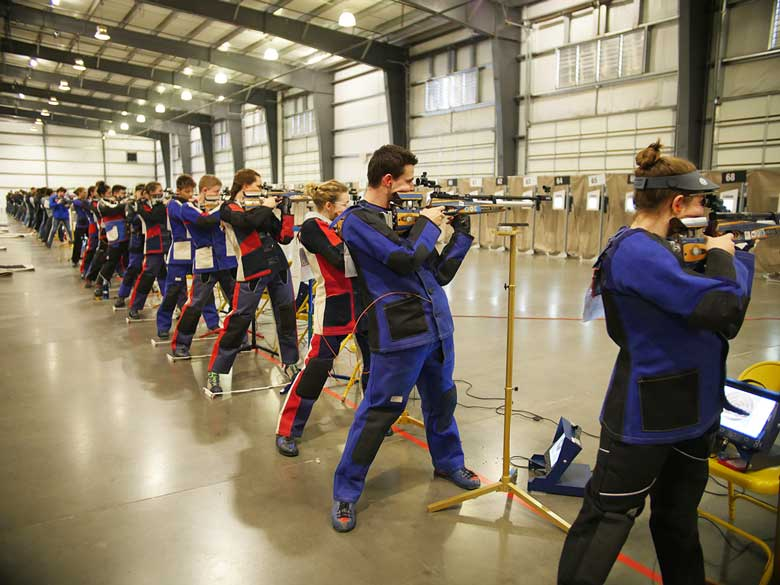 Hundreds to Attend 2019 JROTC Regional Air Rifle Championships Event in Chandler AZ