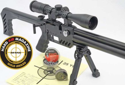 FX Dreamlite Air Rifle Test Review .22 Caliber