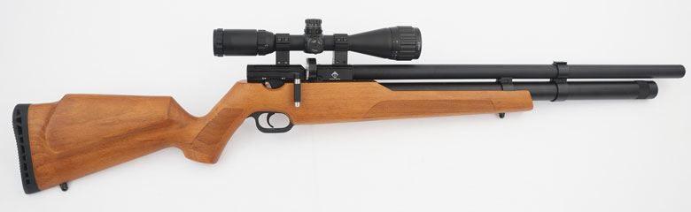 ATI Nova Liberty PCP Air Rifle First Look