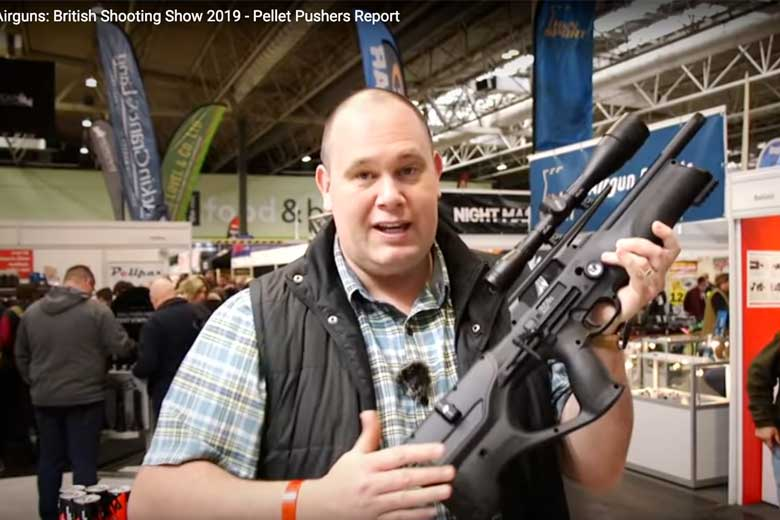 British Shooting Show 2019 Video Report From Giles