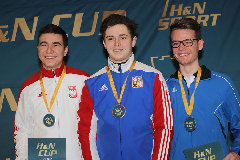 International 10 Meter Talent Break World Records At The H&N Cup 2019