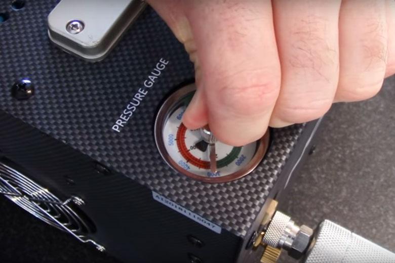 Air Venturi Nomad II HPA Compressor Video User Guide