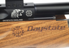 Just Look At This Beautiful Daystate Wolverine R High Power In 25 Caliber!