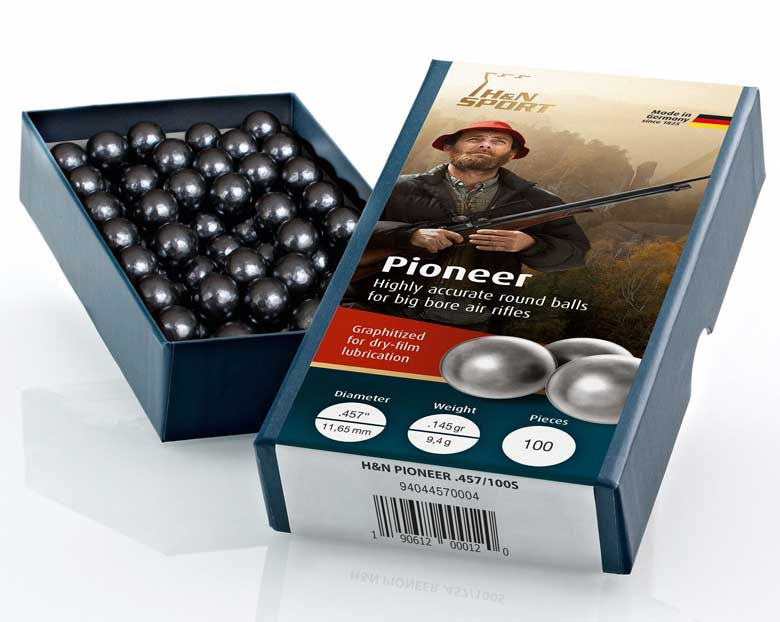New H&N Baracuda Light Pellets And More - IWA 2019 Sneak Preview