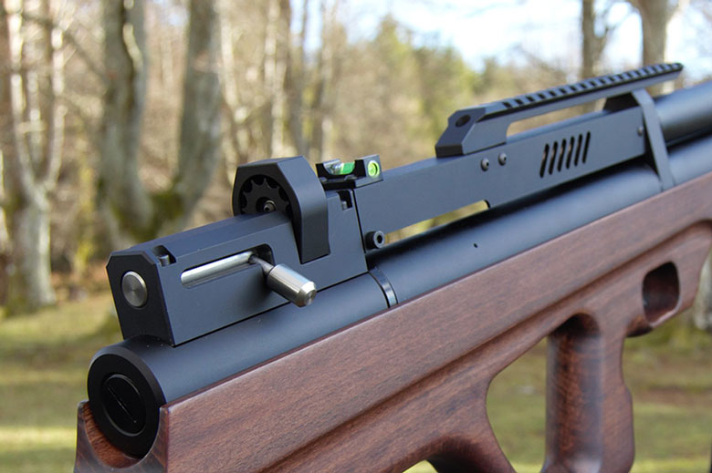 HAM Exclusive! More Norica Dark Bull BP PCP Air Rifle Details