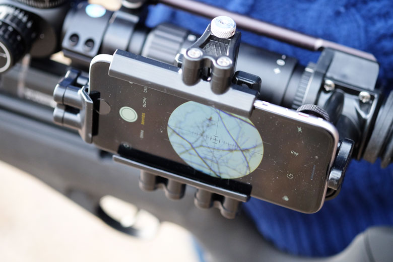 The Side-Shot Scope Camera Mount