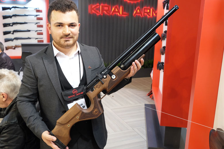 New Kral PCPs At The IWA Show